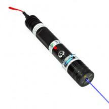 1500mW Tragbare Laser Blau